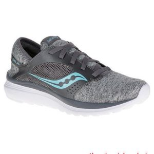 Industry Best Saucony Kineta Relay Women39s - HeatherBlue Sneakers S15244-10