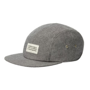Medium PNG-SS20 5 Panel Cap Grey -1