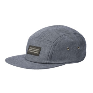 Medium PNG-SS20 5 Panel Cap Navy- 1