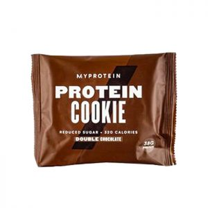 Myprotein 高蛋白曲奇餅乾 雙倍巧克力脆片 01