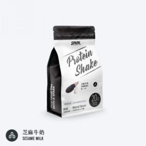 Spark Shake 高纖優蛋白飲 - 芝麻牛奶-01