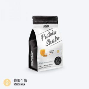 Spark Shake 高纖優蛋白飲 - 蜂蜜牛奶-01