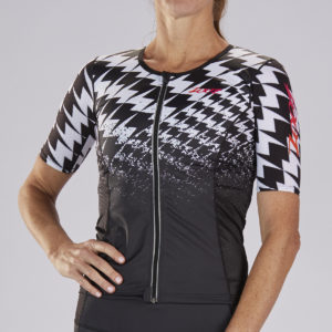 W Ultra Tri Jersey FRONT